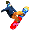 Big Mountain Snowboarding icon