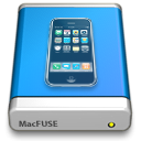 Disk for iPhone icon