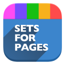Sets for Pages icon