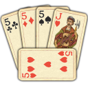 GrassGames Cribbage icon