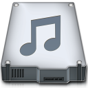 Export for iTunes icon