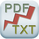 PDF-to-Text icon