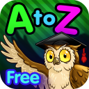 A to Z - Mrs. Owl's Learning Tree - Free icon