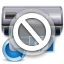 HP Photosmart Menu icon