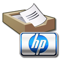 HP Message Center icon