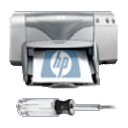 HP Printer Utility icon