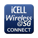 WirelessSG iCELL icon
