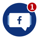 Chatbook for Facebook icon