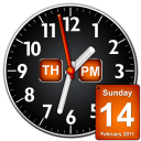 Dock Clock icon