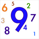 Numerology icon