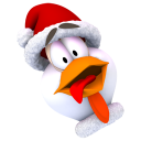 Chicken Invaders ROTY Xmas icon