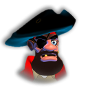 Captain Backwater Free icon