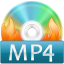 MP4 to DVD Creator icon