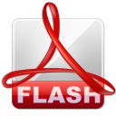 PDF to Flash Converter for Mac icon