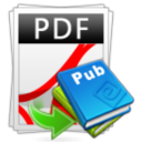 PDF to ePub Converter icon