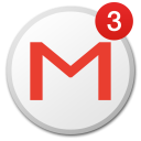 App for Gmail Email  Chat icon