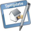 Design Template Utility icon