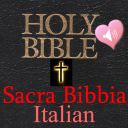 Holy Bible Audio Book in Italian and English icon