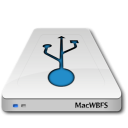 WBFS for MacOS X icon