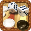 Masters of Backgammon Free icon