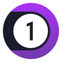 1Blocker icon