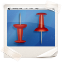 Desktop Pins icon