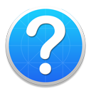 LaCie Backup Support icon