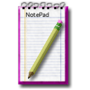 Classic NotePad icon