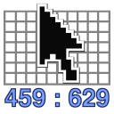 CursorCoordinates icon