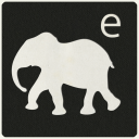 E is For Elephant icon