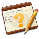 World Book Trivia icon