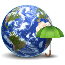 3D Weather Globe icon