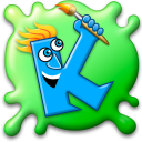 Kid Pix Deluxe 3X icon
