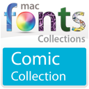 MacFonts-ComicFonts icon