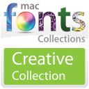 MacFonts-CreativeFonts icon