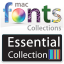 MacFonts-EssentialFonts icon