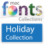 MacFonts-HolidayFonts icon
