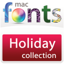 MacFonts Holiday Fonts icon