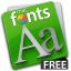 macFonts Free icon