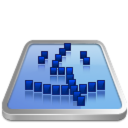 3D fileSpace icon