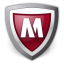 McAfee Internet Security icon