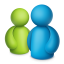 Microsoft Messenger icon
