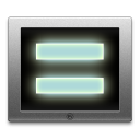 Equals icon