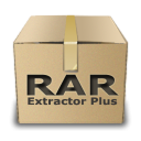 RAR Extractor Plus icon
