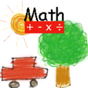 Kid Math Race MA icon