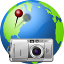 Photo GeoTag icon