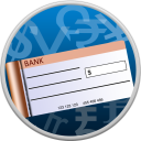 Cheque Print icon