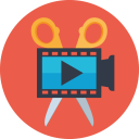Video Editor Movavi icon