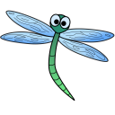 Dragonfly icon
