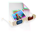 AnaglyphMaker icon